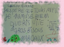 lettre margaux