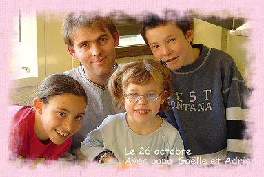 Gaelle Stephane Roxane Adrien